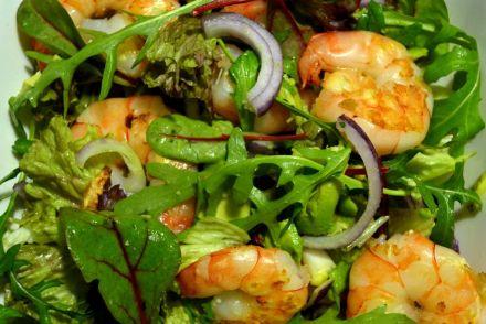 best shrimp salad ever