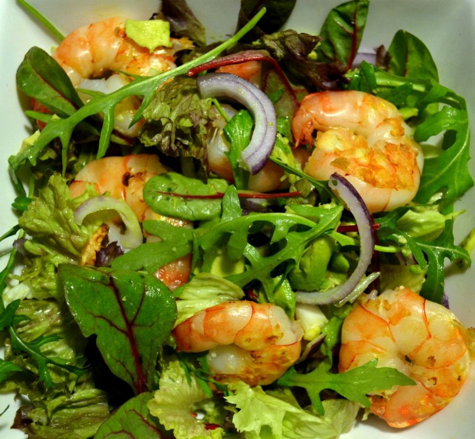 best shrimp salad ever